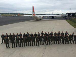 Coast Guard flight crews