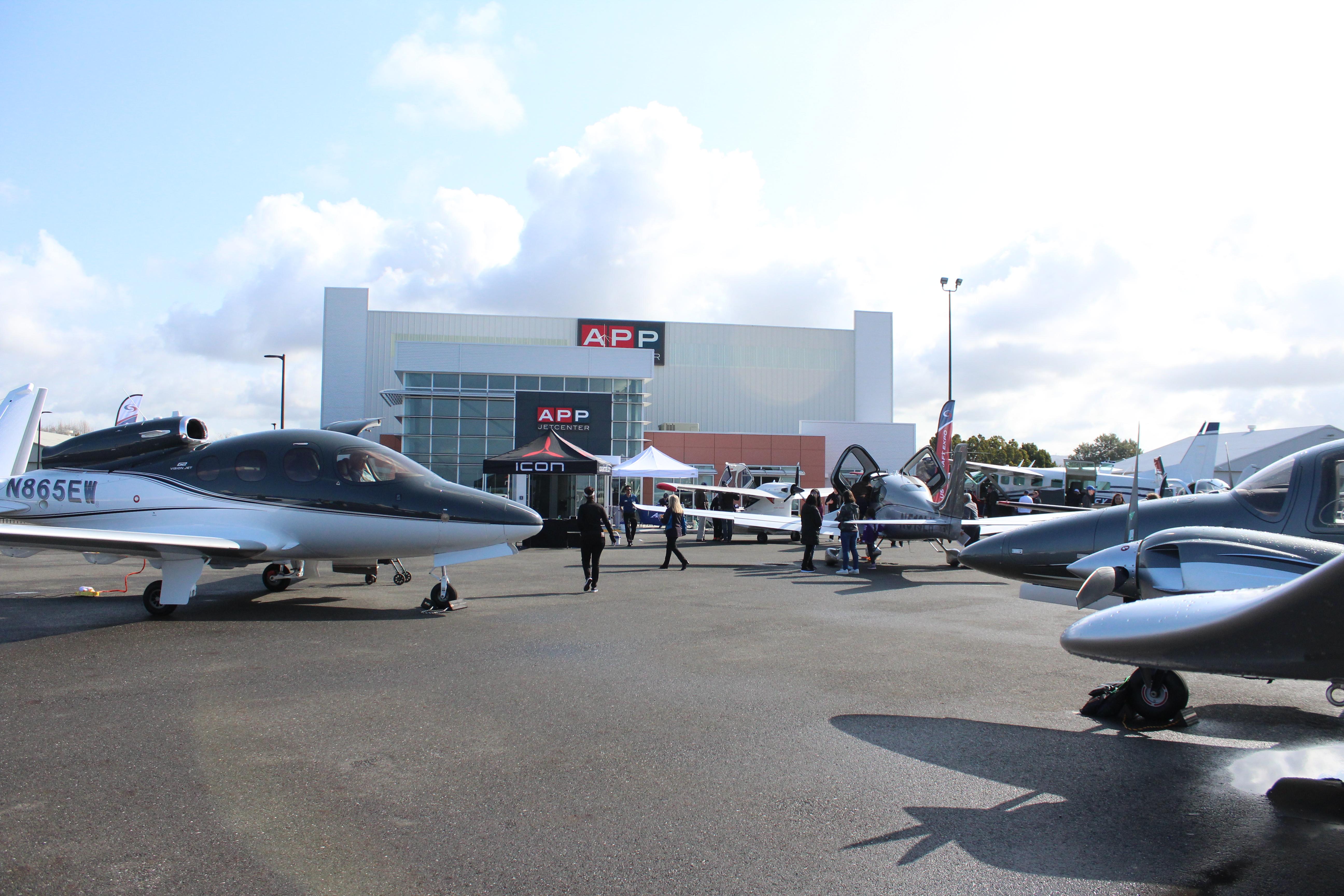 Honda Fort Pierce >> APP Hayward Hosts US Aircraft Expo